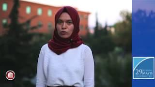 Siyaset Bilimi ve Uluslararası İlişkiler Bölümü - Sakine Rana Ayhun
