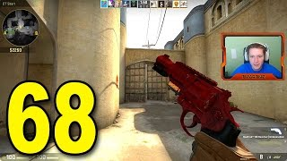 CS:GO - Part 68 - THE R8 REVOLVER IS INSANELY OVERPOWERED!  (Swagnum Only Gameplay)