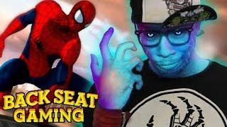 AMAZING SPIDERMAN 2 MAKES US HEROES (Backseat Gaming)
