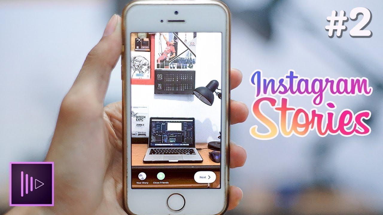 Cara Menambahkan Lagu Pada Foto Di Instagram Stories Quick Tutorial