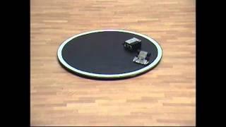 Estrategias basicas para robots de sumo