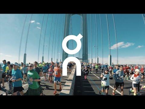 On   The Cloudflow - New York Marathon Switch