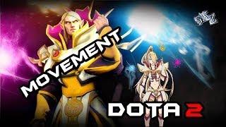 SkizzTv Invoker Movement Montage [ DOTA 2 ]