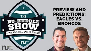 NFL Week 9: Eagles vs. Broncos preview and predictions