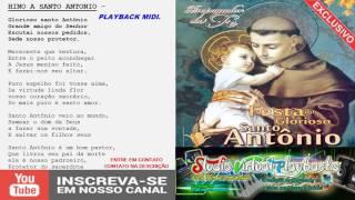 Baixar HINO A SANTO ANTONIO - PLAYBACK MIDI