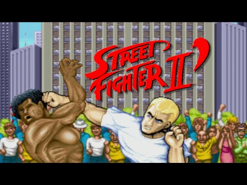 HE GOT KNOCKED THE F#%K OUT! [STREET FIGHTER 2] [OLD SCHOOL]
