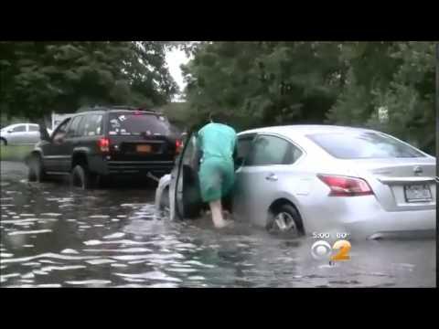 A8 Spot News Story - Folio Awards - Flash Floods - Carolyn Gusoff - WCBS-TV