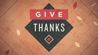 Give Thanks Worship Intro HD by Motion Worship
