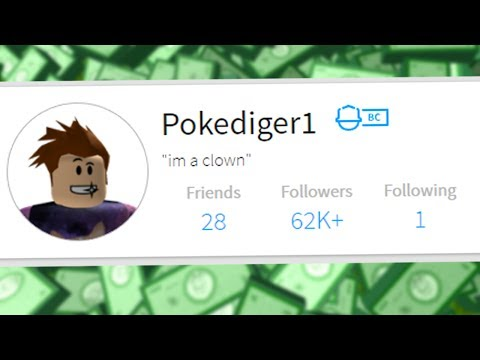 HACKING A YOUTUBER AND SPENDING ALL HIS ROBUX (Roblox)