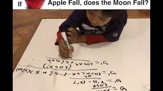 If Apple Fall, does the Moon also Fall? By Soborno Isaac