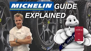 Why Michelin Reviews Food - Michelin Guide Explained