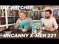 The Watcher: UNCANNY X-MEN 221 - MR. SINISTER