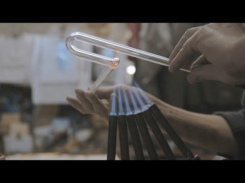 Cómo se hacen los rótulos de neón