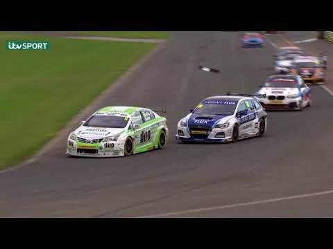 R15 in 60s | Croft | BTCC 2017