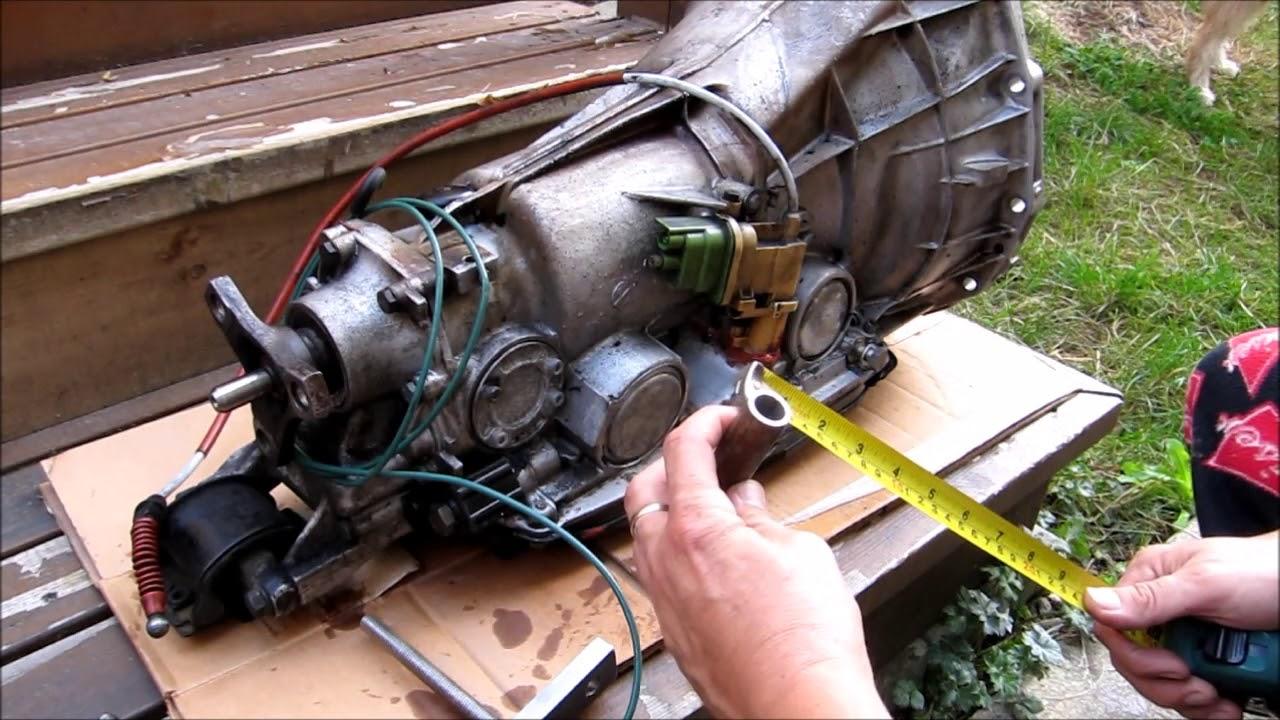 mercedes 722.4 transmission fluid change