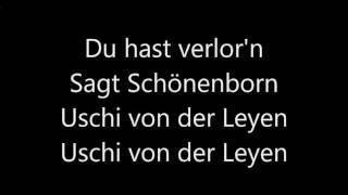 Baixar Uschi von der Leyen Lyrics