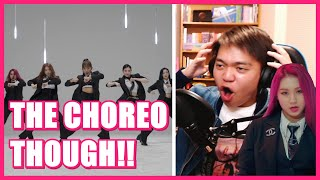 Download lagu SECRET NUMBER - GOT THAT BOOM SUIT DANCE Performance Reaction [THEY POPPED OFF!!] (INA/POR SUB)