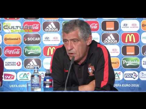 Portugal vs Poland interview before Match / Euro 2016 France