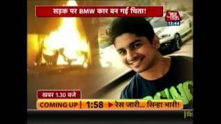 Racer Ashwin Sundar, Wife Charred To Death In Car Crash In TN