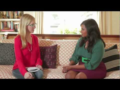 Mindy Kaling Interview with DailyCandy