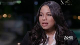 Jurnee Smollett-Bell On The Hit Series 'Underground' & Growing Up As A Child-Star
