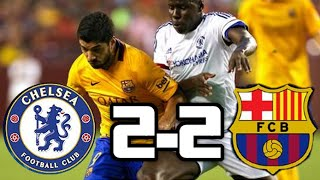 Video Gol Pertandingan Chelsea vs FC Barcelona