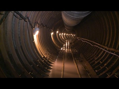 First look inside one-of-a-kind Kailua-Kaneohe gravity sewer tunnel