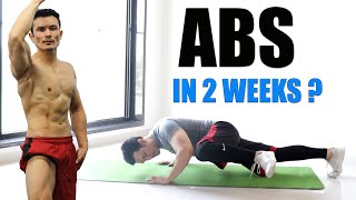 Train ABS for 2 WEEKS| ABS challenge by Jeet Selal- 2 हफ्ते में असर [MALE & FEMALE]