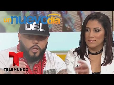 ¡Llega AB Quintanilla para presentar su nuevo disco! | Un Nuevo Día | Telemundo
