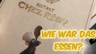 Lunch im Bistrot Chez Rémy - Ist das Essen den Preis wert?
