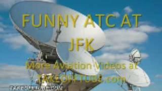 Funny ATC about Wake Turbolence
