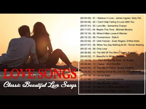 Classic Beautiful Love Songs Ever - Most Romantic Love Songs - Golden Love Songs Collection