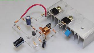 O Que dá pra Fazer com 2 TIP41? #1  Amp Classe A com Qualidade de som HIEnd!