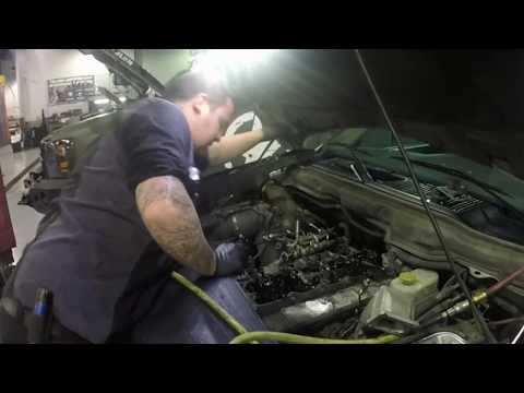 Common Rail Injector Install And Removal - Industrial Injection