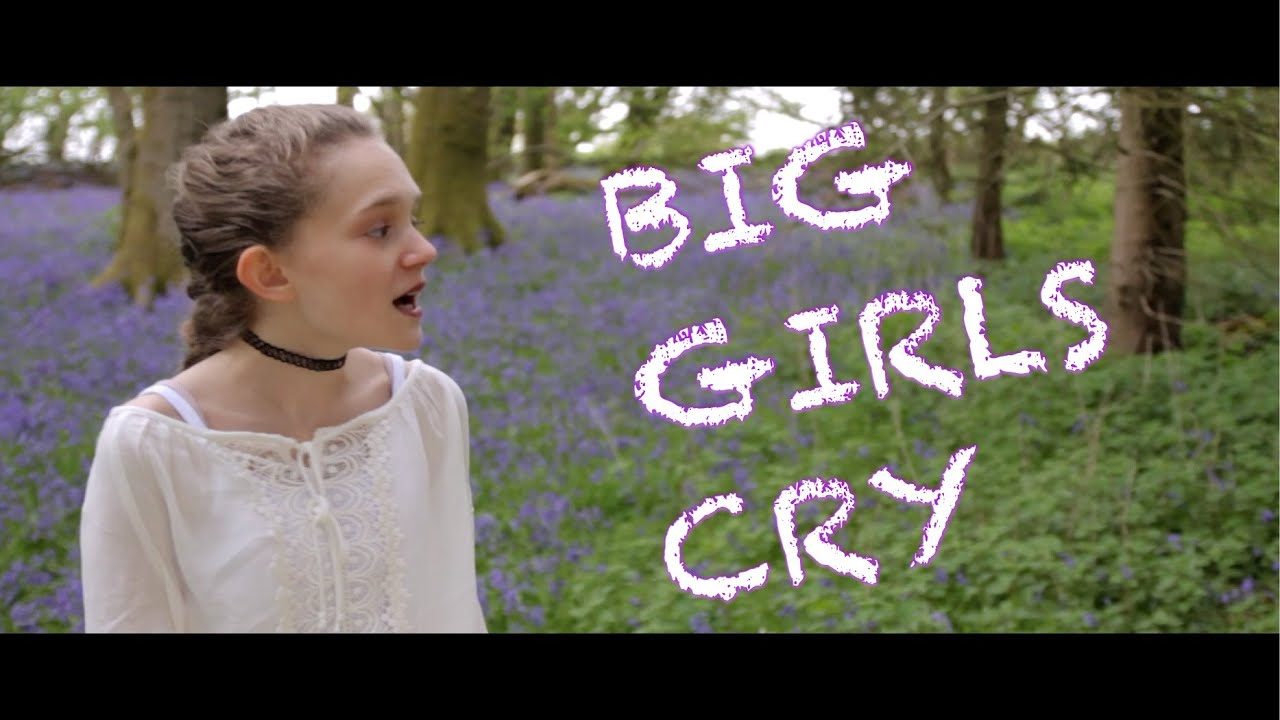 Sia - Big Girls Cry - Cover by 12 year old Sapphire - YouTube