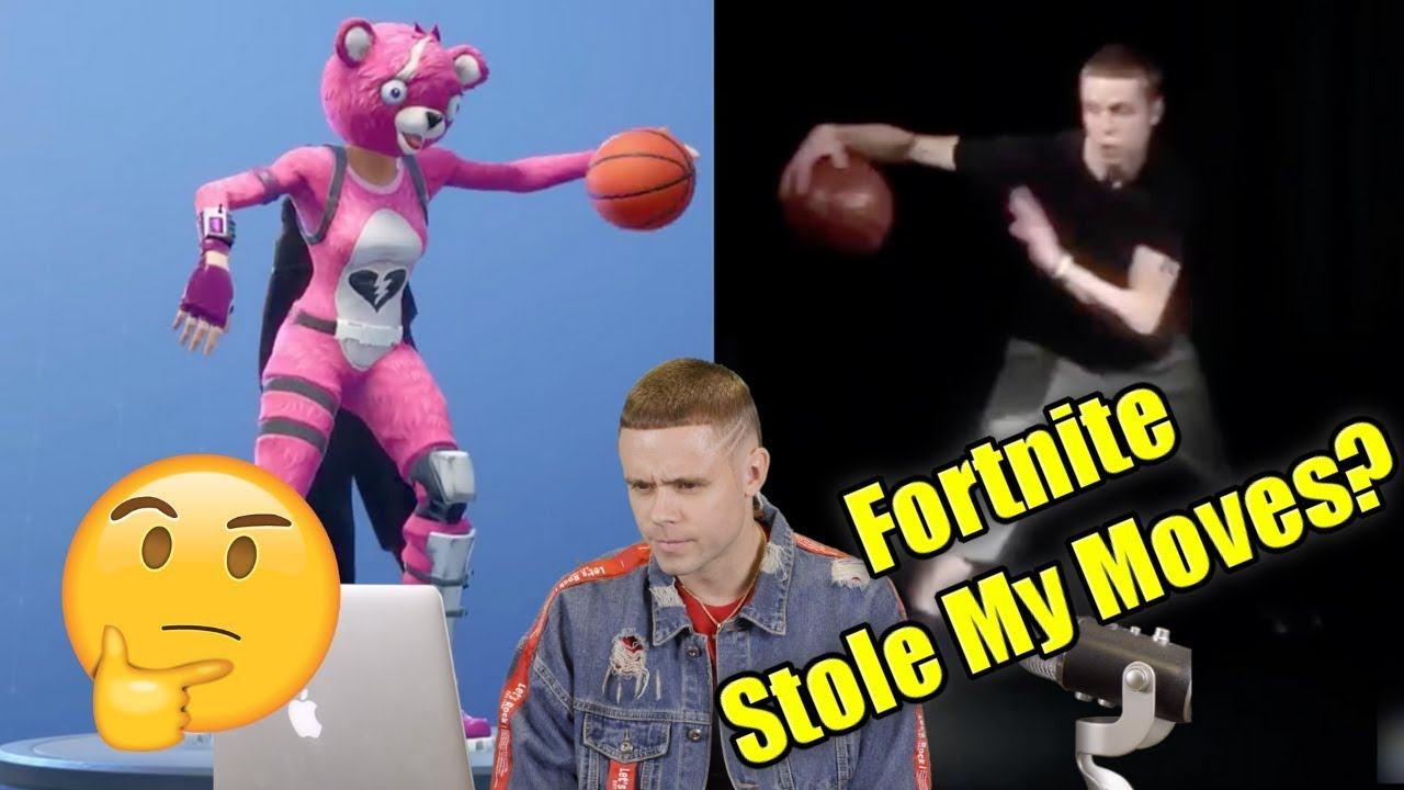 Download Did Fortnite Steal My Moves?! (The Professor)