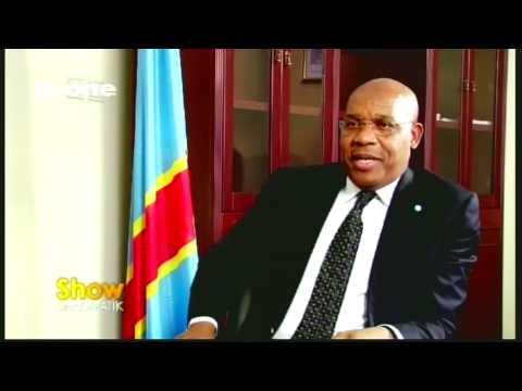 Show Diplomatik reçoit Mr François Muamba Tshishimbi, Coordinateur du mécanisme national de Suivi