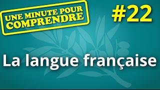 Une minute pour comprendre #22 - La langue française