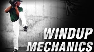 Windup Mechanics | Baseball Pitching Drills