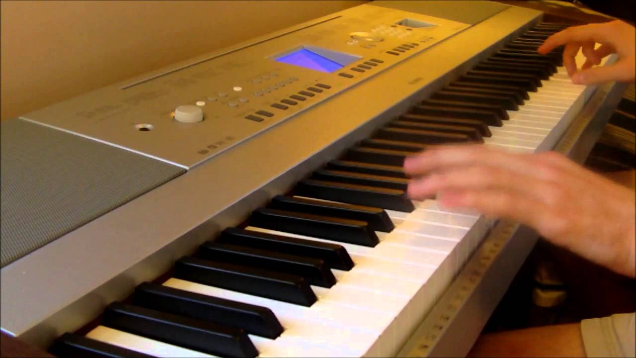how to play jump by van halen on keyboard