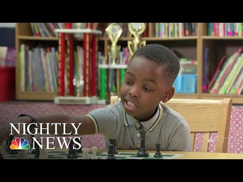 Rob and Hilary - TMSG - Homeless 8-year-old becomes chess champion