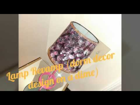 design on a dime youtube lamp revamp decor design on a dime 12068