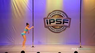 Montserrat Lara - IPSF World Pole Championships 2018
