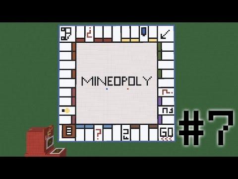 Minecraft Mineopoly - Go Directly to Jail! #7