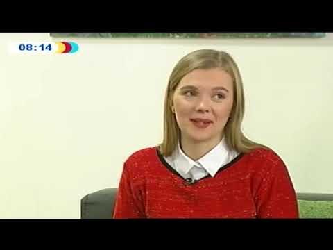 Кіровоградська обласна бібліотека для юнацтва: Гість ранкової кави Зеленіна В. А.
