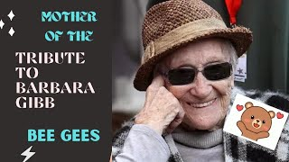 please remember  me  -  tim mcgraw  tribute to barbara gibb mother of  the beegees