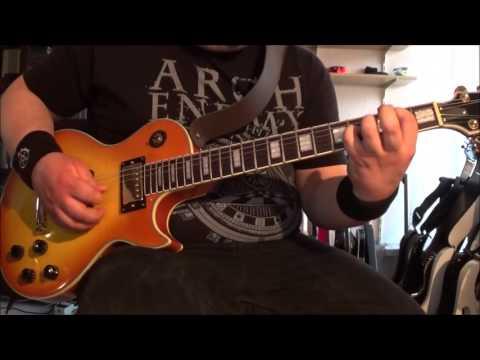 Arch Enemy - No Gods, No Masters - Guitar Cover