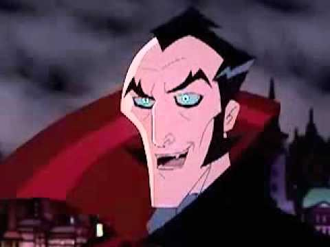 Batman Vs Dracula whispers in the dark