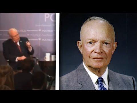 Dick Cheney The Living Embodiment Of Eisenhower