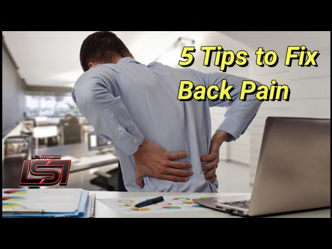 What Nobody Ever Tells You About Lower Back Pain